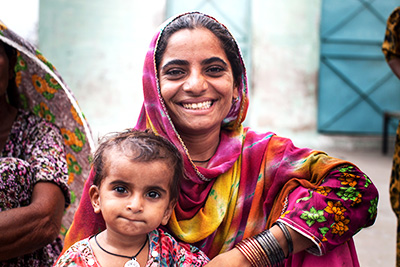 Health Communication Component of the USAID-funded Maternal and Child Health Program