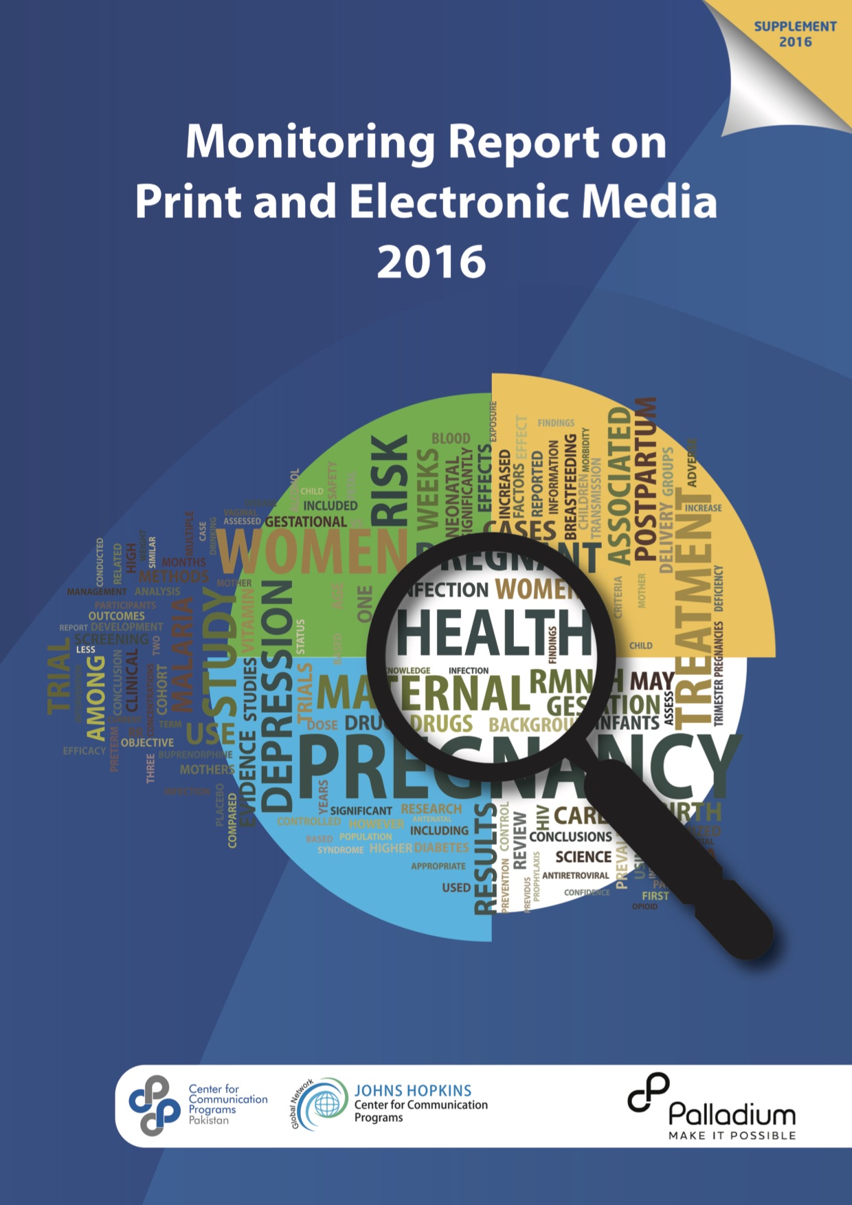 Monitoring Report on Print and Electronic Media 2016