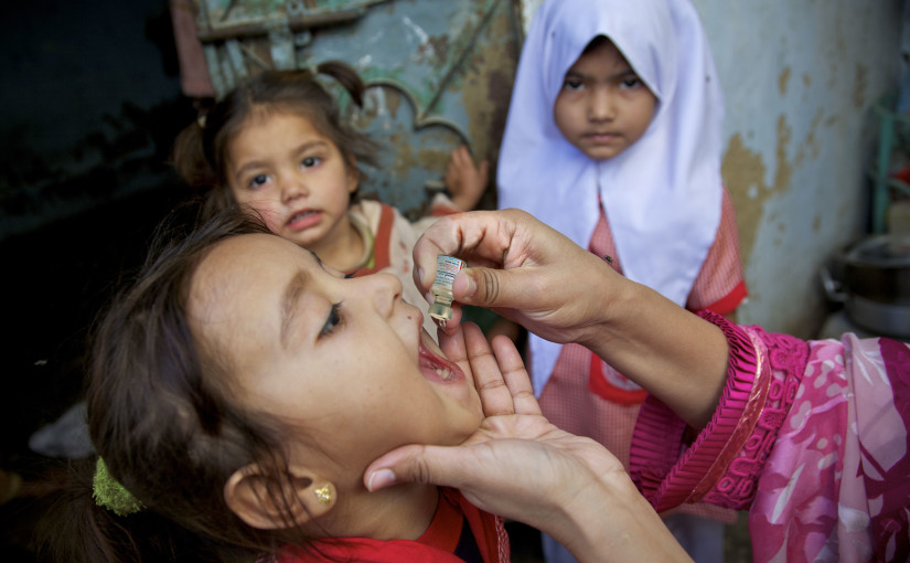 Development of Advocacy Material on Oral Cholera Vaccine for the World Health Organization